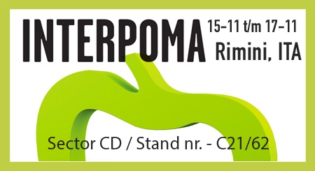 Interpoma in Italië van 15-11 t/m 17-11